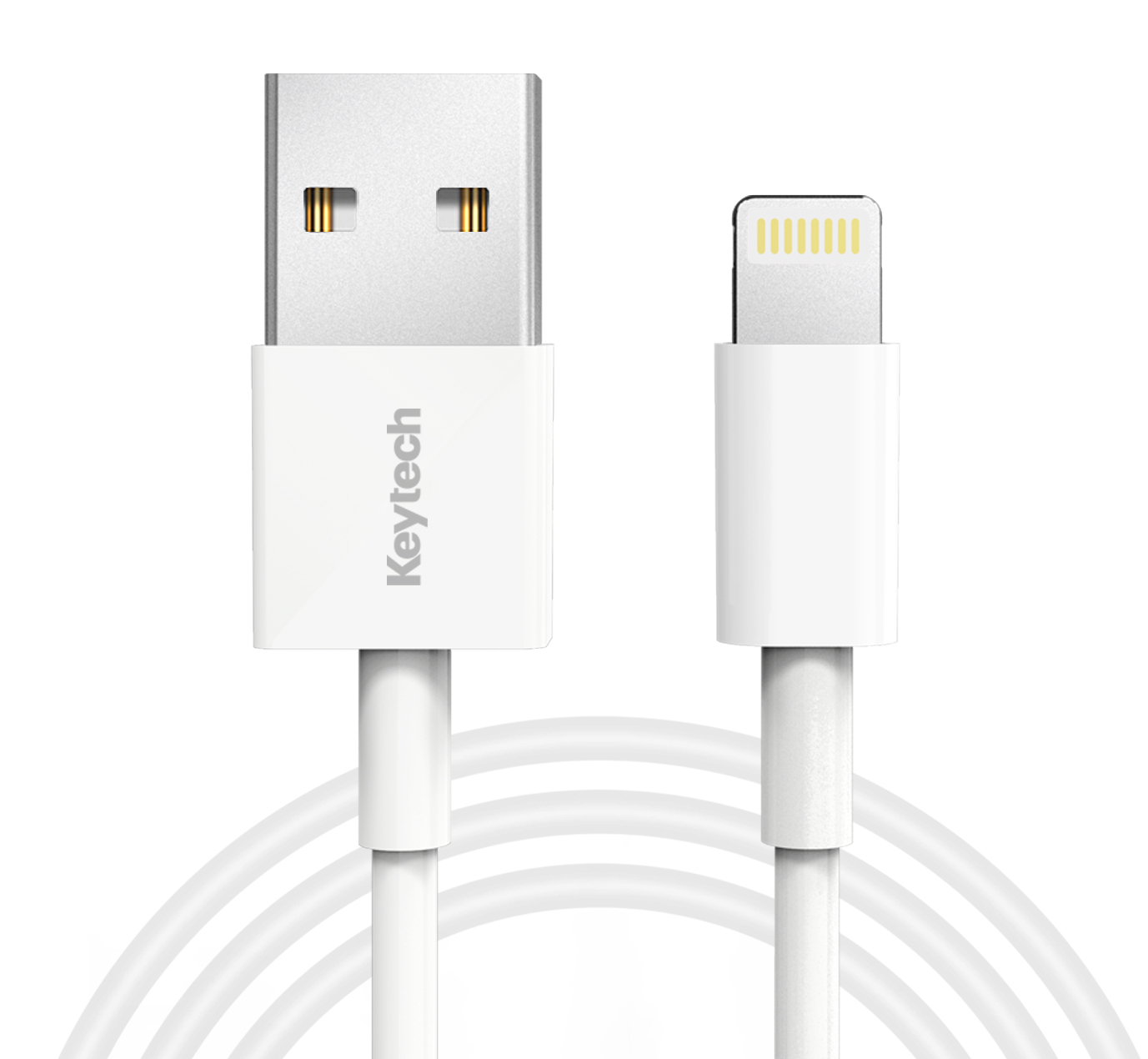 KAL002 Original für iPhone USB Cable Charging Data Sync Line mit 2A Fast Charging Funktion